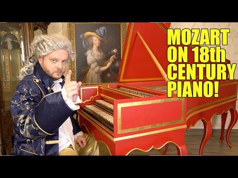 How Mozart Sounds