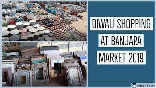 DIWALI SHOPPING AT BANJARA MARKET 2019 | DAMSELS IN STYLE