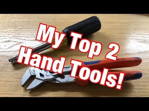 My Top  2 Everyday Hand Tools!