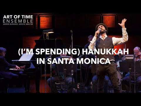 (I'm Spending) Hannukah in Santa Monica - Tom Lehrer, performed by David Wall