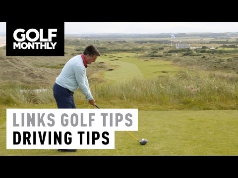 Links Golf Masterclass - Driving Tips