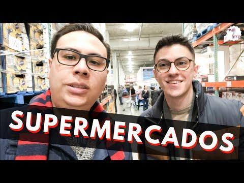 SUPERMERCADOS EM VANCOUVER