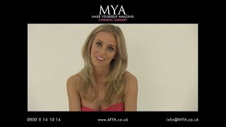 MYA Breast Enlargement - Ashley's Patient Story Thumbnail