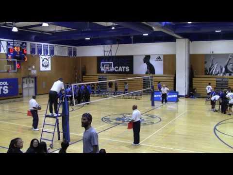 KIPP King v Oakland High - 2017 OAL Men's Volleyball Championship Match