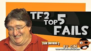 TF2 TOP5 FAILS