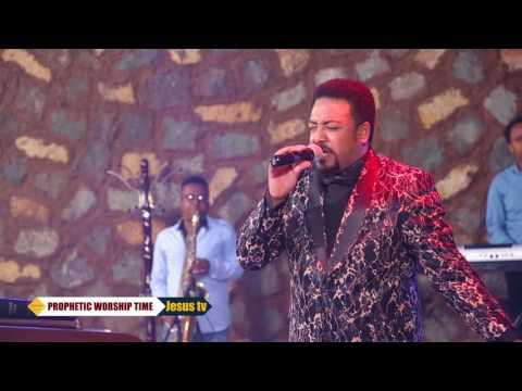 Man Of God Prophet Jeremiah Husen Worship Time On Jesus Tv