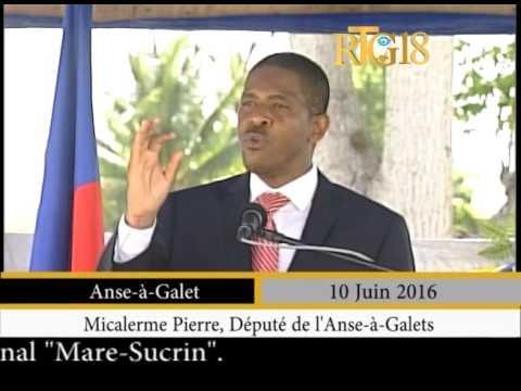Haïti.- Inauguration de l