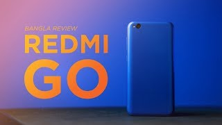 Xiaomi Redmi GO Bangla Review l Cheapest Smartphone from Xiaomi