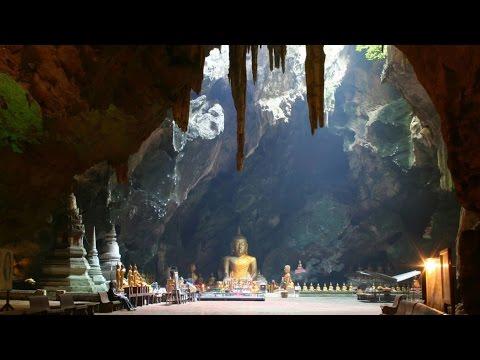 7 Mysteriously Secret Underground Locations