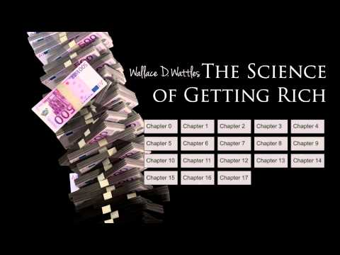 The Science of Getting Rich by Wallace D. Wattles FULL Audio Book
