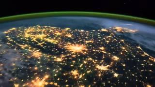 從國際太空站看到地球之美