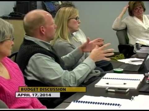 Enfield, CT, USA - Budget Hearings FY 14/15 - April 17, 2014