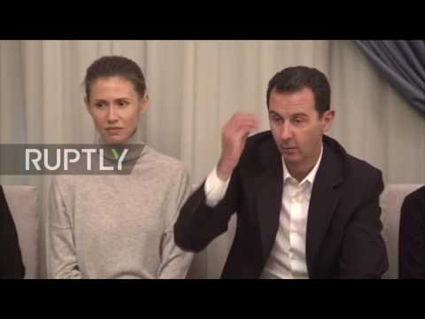 Syria: Assad receives 54 women and children freed after prisoner swap with militants