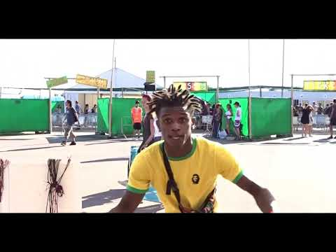 O.B.Z AFRICAN YOUTH  - DANCEHALL THING