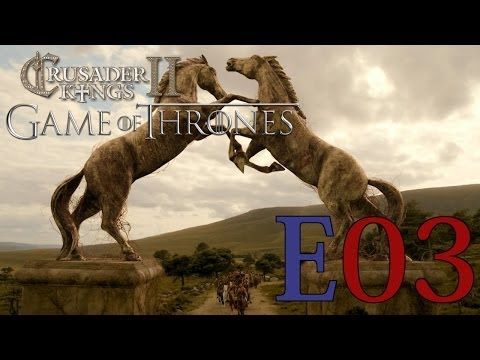 CK2 Game of Thrones (Dothraki) - E03 - Grazing Lands