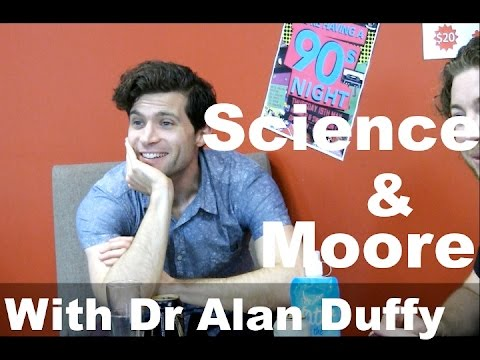 Dr Alan Duffy answers Ben's question: 'Why Astronomy?'