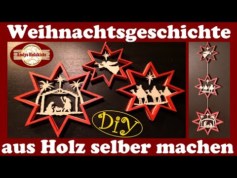 weihnachts-fenster-deko-selber-machen-|-scroll-saw-project-christmas-story-of-wood