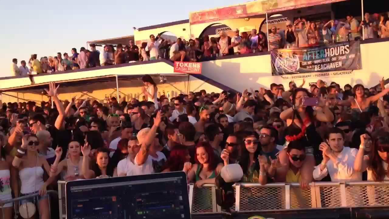 Beach Party Malta