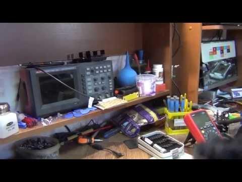 Видео ответ. Моя ущербная мастерская.