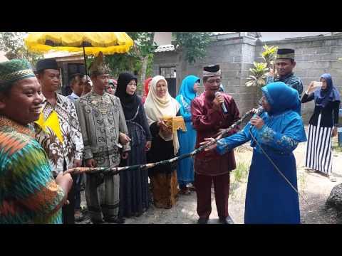 Mengantar Pengantin Melayu Langkat Sumatera Utara