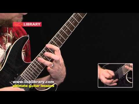 50 Metal Killer Licks Volume 2 Performance By Andy James Licklibrary
