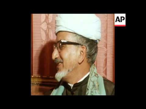 SYND 19-10-72 INTERVIEW WITH NORTH YEMEN PRESIDENT ABDUL IRIANI