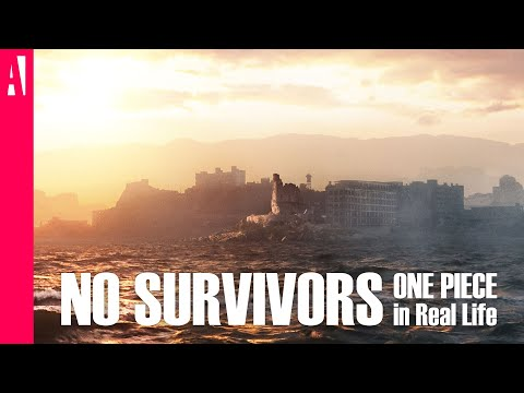 ONE PIECE - Island with No Survivors - In Real Life - Live Action