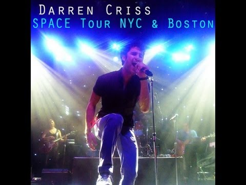 StarKid's Space Tour ft. Darren Criss's Boston & NYC Performances (Full)