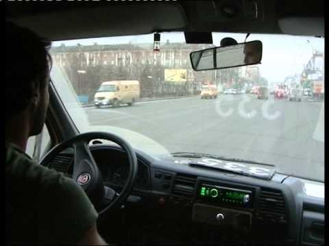 Добрый водитель маршрутки из Омска)