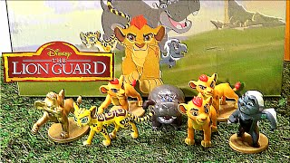 Lion Guard Blind Bags Series 1