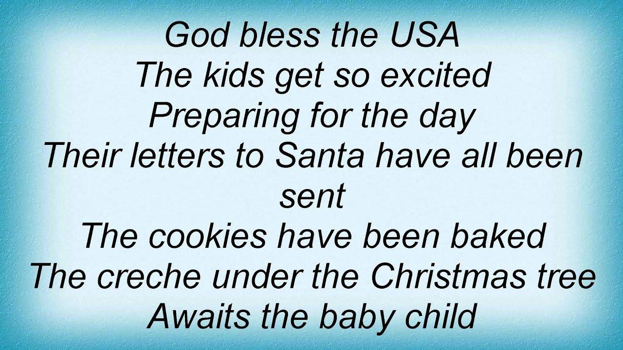 16668 Pat Benatar - Christmas In America Lyrics - YouTube