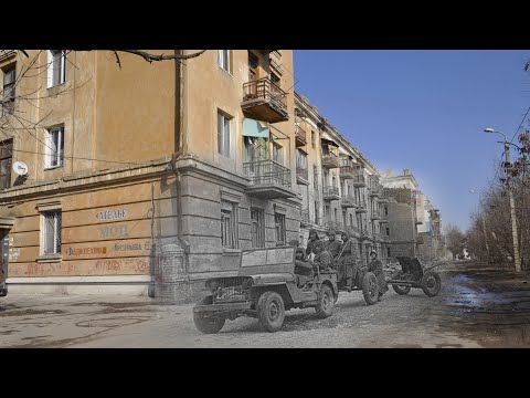 ⚡ Welcome to Volgograd, Russia, Stalingrad - War, Victory Day