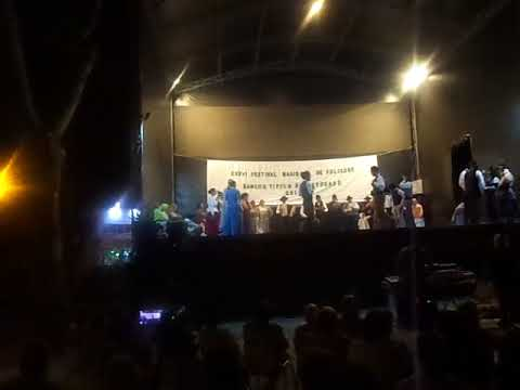 XXXVI FESTIVAL NACIONAL DE FOLCLORE DO R. T. ESPOSADE - Custóias