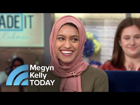 This Muslim-American Woman Fulfilled Her Dream Of Being A TV Reporter | Megyn Kelly TODAY