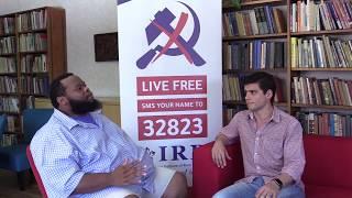 Big Daddy Liberty chats to Roman Cabanac!
