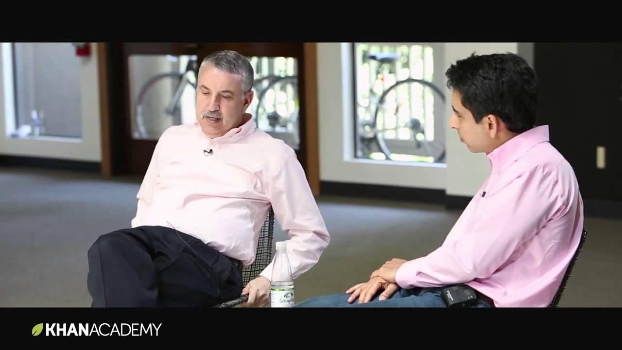 Беседа с Томасом Фридманом
