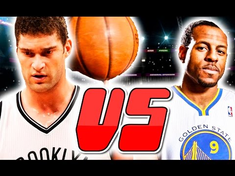 Golden State Warriors Bench Players VS Brooklyn Nets | NBA 2K17 Challenge