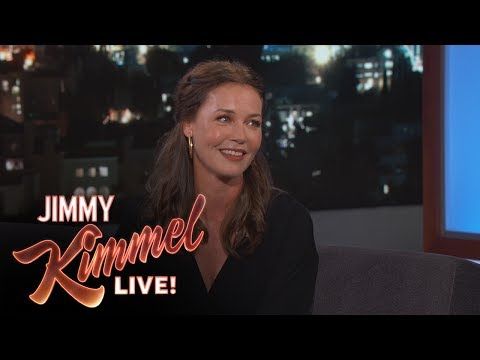 Connie Nielsen's Son is Excited She's in Wonder Woman