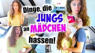 DINGE, die JUNGS an MÄDCHEN HASSEN! ♡ BarbieLovesLipsticks