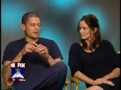 Prison Break Cast Interviews on MyFox Tampa Bay