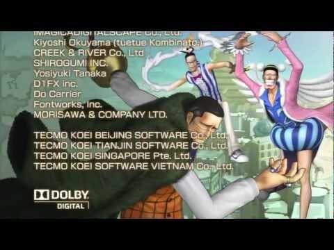 One Piece Pirate Warriors - Tony Tony Chopper Episode 4 End