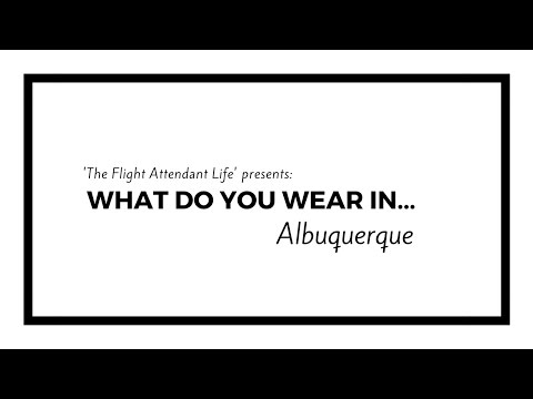 What To Wear To Albuquerque, New Mexico (Balloon Fiesta)