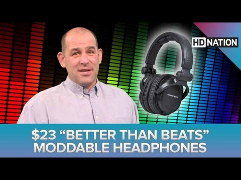 Free TV, Two Great HD Antennas, $23 Headphones Better Than Beats By Dre, Clean Up Your Cables!