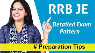 RRB JE  2019 -  Exam Pattern, Syllabus and Preparation Tips