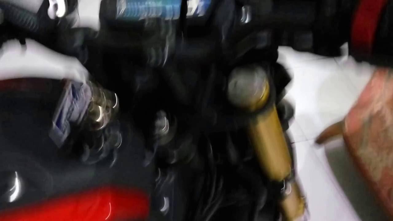 Yamaha Xabre With Sc Purbalingga Exhaust Raw Footage Prospeed Knalpot Byson