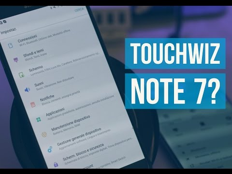 Touchwiz UX BETA (Note 7?): Recensione | HDblog