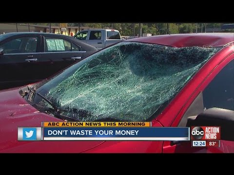 Don't Waste Your Money: Gap insurance for auto loans