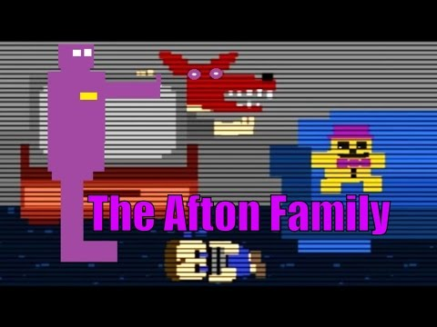 The Afton Family: A FNAF Theory