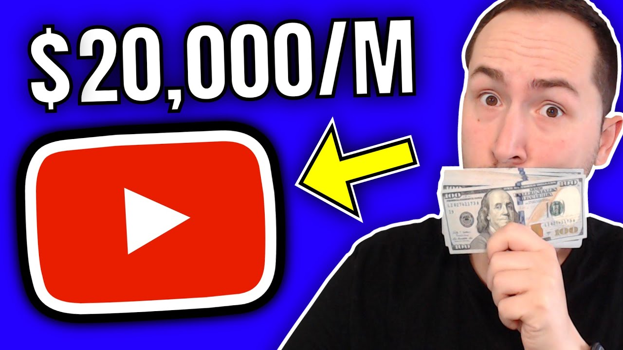 How To Post Videos on YouTube and Make Money ($20,000 PER MONTH)