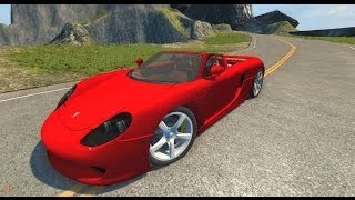 beamng drive porsche carrera gt r i p paul walker. Black Bedroom Furniture Sets. Home Design Ideas